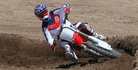 2016 Honda CRF250R in Arlington, Texas