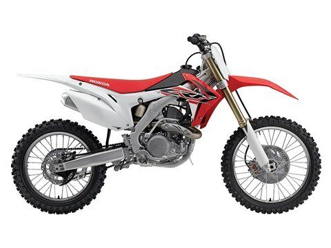 2016 Honda CRF450R in Everett, Pennsylvania