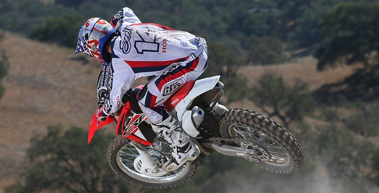 2016 Honda CRF450R in Johnson Creek, Wisconsin