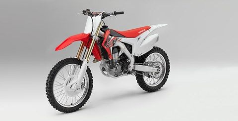 2016 Honda CRF450R in Berkeley, California