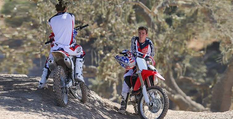 2016 Honda CRF450R in Fontana, California