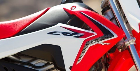 2016 Honda CRF110F in Middlesboro, Kentucky
