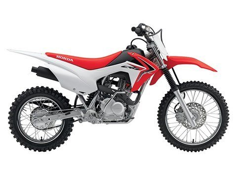 2016 Honda CRF125F in Lapeer, Michigan