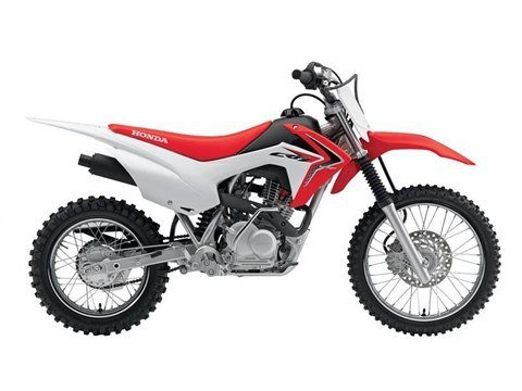 2016 Honda CRF125F in Crystal Lake, Illinois