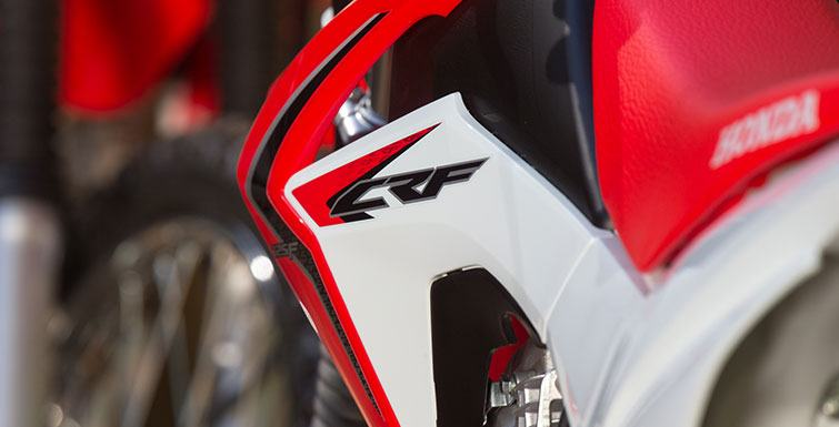 2016 Honda CRF125F in Aurora, Illinois