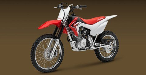 2016 Honda CRF125F (Big Wheel) in Keokuk, Iowa