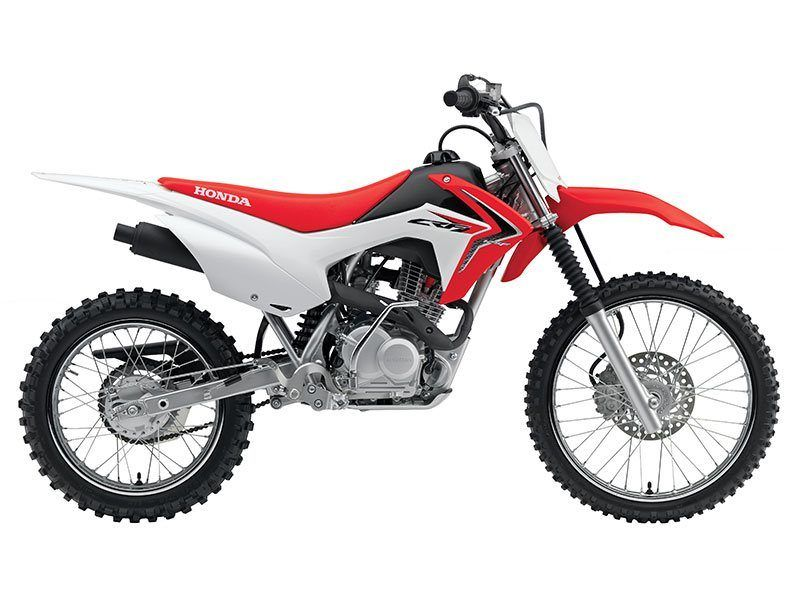 2016 Honda CRF125F (Big Wheel) in Stillwater, Oklahoma
