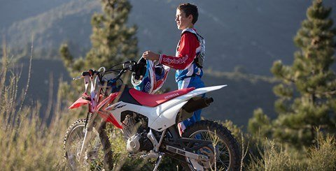 2016 Honda CRF125F (Big Wheel) in North Reading, Massachusetts - Photo 4