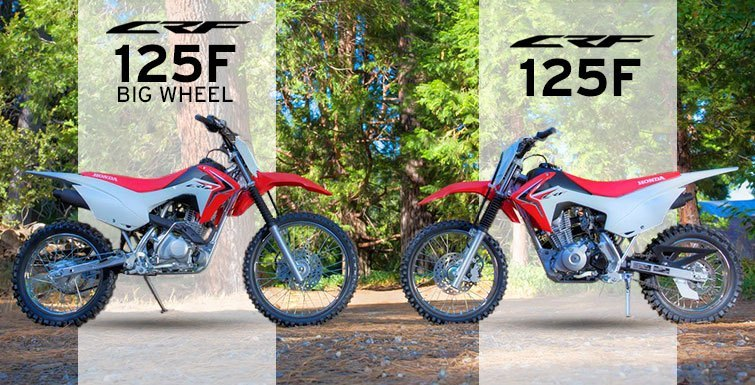 2016 Honda CRF125F (Big Wheel) in Fort Pierce, Florida