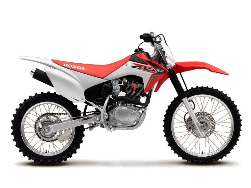 2016 Honda CRF150F in Visalia, California