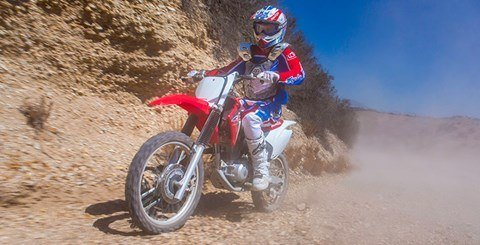 2016 Honda CRF150F in Shelby, North Carolina