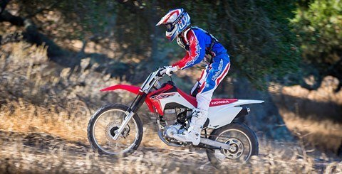 2016 Honda CRF150F in Vancouver, British Columbia