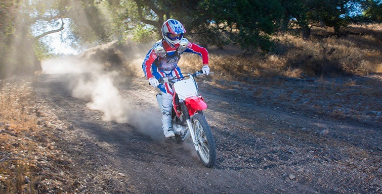 2016 Honda CRF150F in Shelby, North Carolina - Photo 5