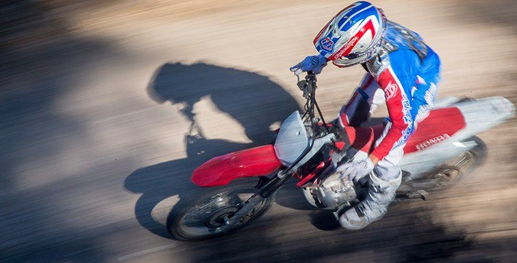 2016 Honda CRF150F in Lapeer, Michigan