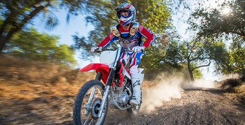 2016 Honda CRF150F in Fontana, California