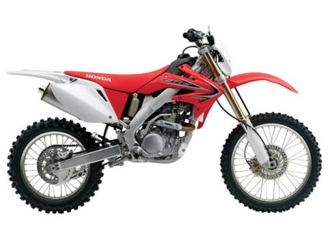2016 Honda CRF250X in Warsaw, Indiana