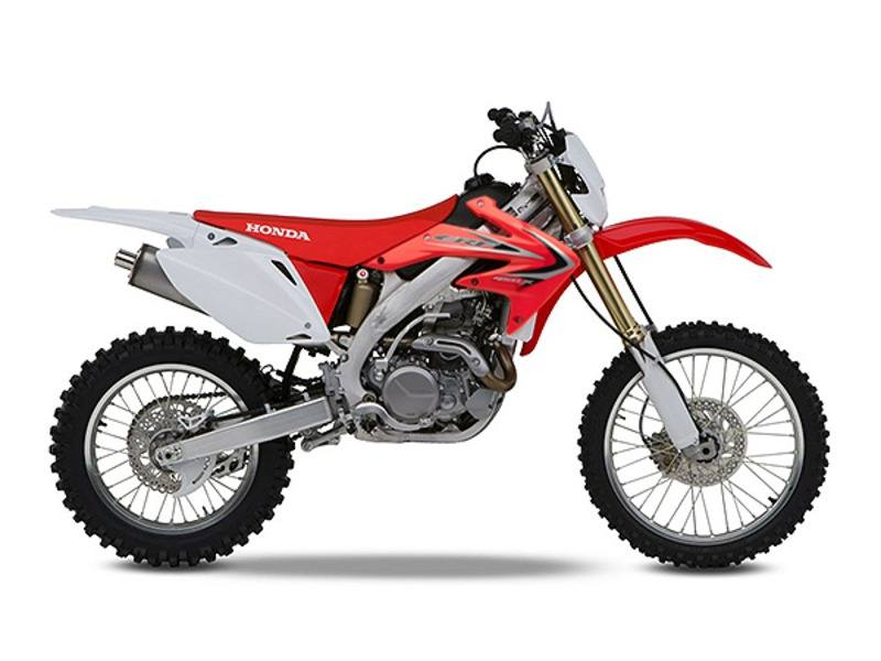 2016 Honda CRF450X in Berkeley, California