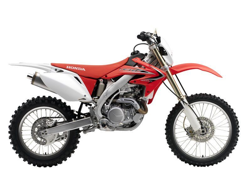 2016 Honda CRF450X in Middlesboro, Kentucky