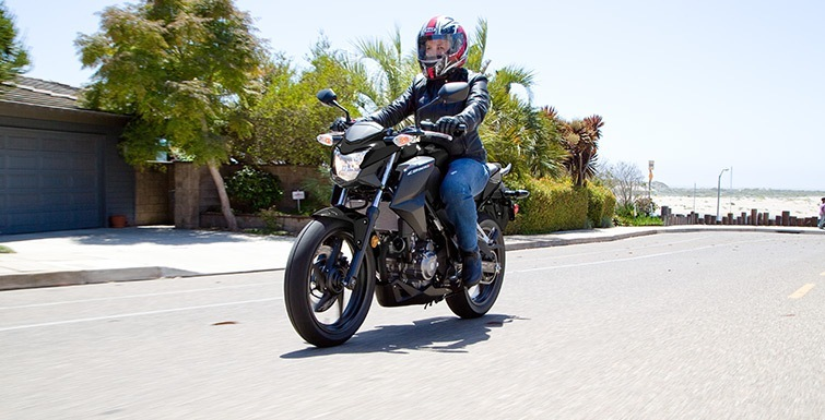 2016 Honda CB300F in Goleta, California