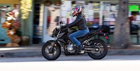2016 Honda CB300F in Middlesboro, Kentucky