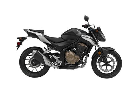 2016 Honda CB500F in Columbia, South Carolina