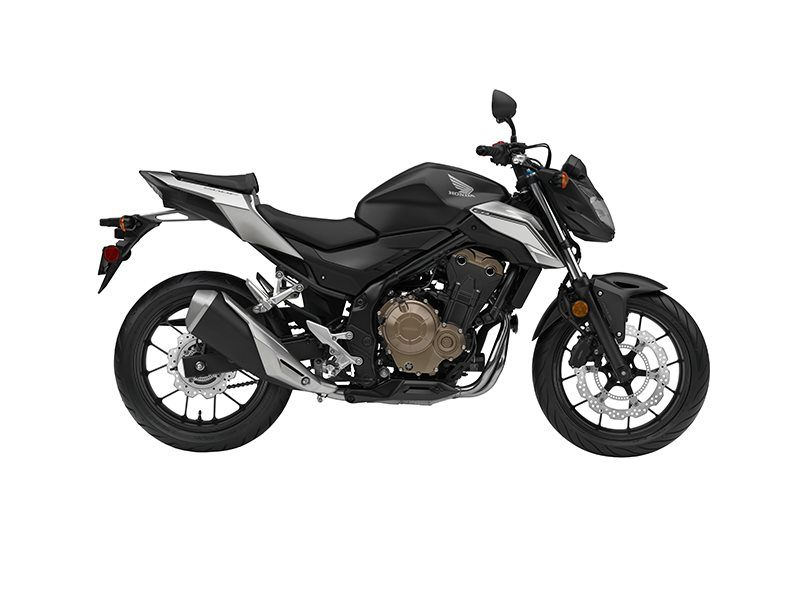 2016 Honda CB500F ABS in Elizabeth City, North Carolina