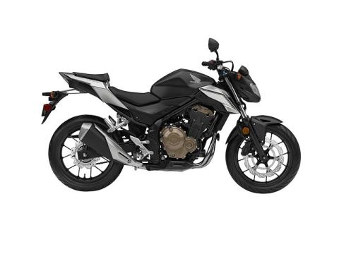 2016 Honda CB500F ABS in Columbia, South Carolina