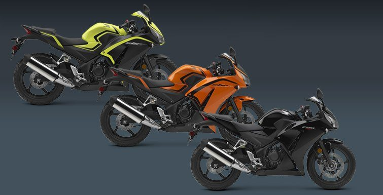 2016 Honda CBR300R ABS in Orange, California