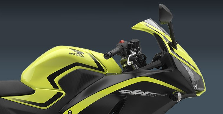 2016 Honda CBR300R ABS in North Reading, Massachusetts - Photo 6