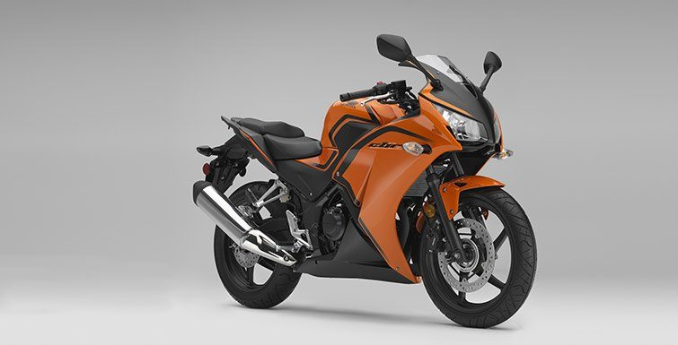 2016 Honda CBR300R ABS in Grass Valley, California