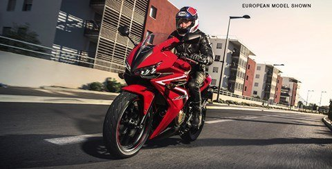 2016 Honda CBR500R in Fontana, California
