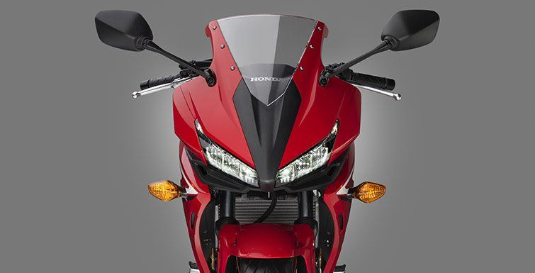 2016 Honda CBR500R in Grass Valley, California