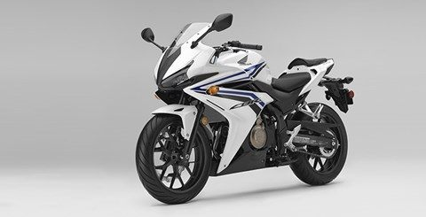 2016 Honda CBR500R ABS in Hendersonville, North Carolina