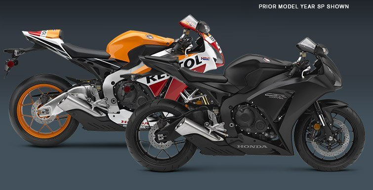 2016 Honda CBR1000RR SP in Shelby, North Carolina