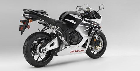 2016 Honda CBR600RR ABS in Shelby, North Carolina