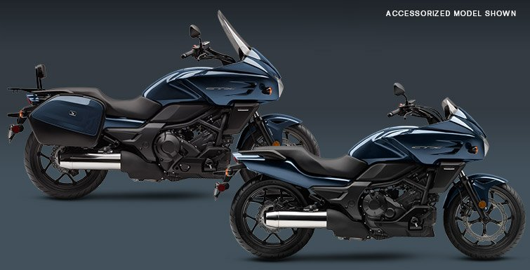 2016 Honda CTX700 in Beckley, West Virginia