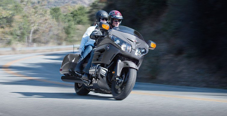 2016 Honda Gold Wing F6B Deluxe in Visalia, California