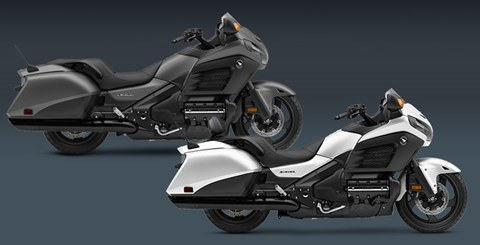 2016 Honda Gold Wing F6B Deluxe in Berkeley, California