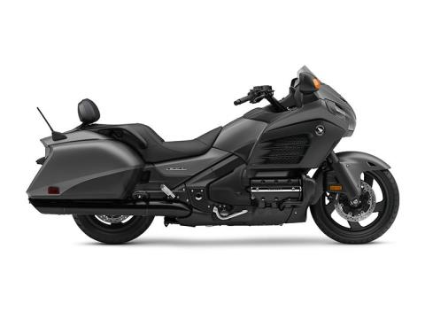 2016 Honda Gold Wing F6B Deluxe in Shelby, North Carolina