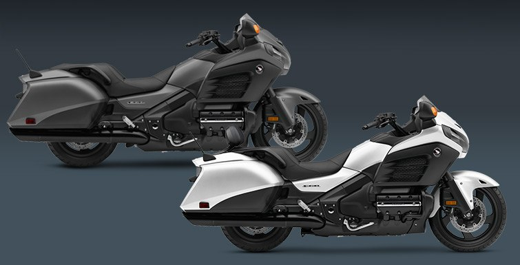 2016 Honda Gold Wing F6B Deluxe in Lapeer, Michigan