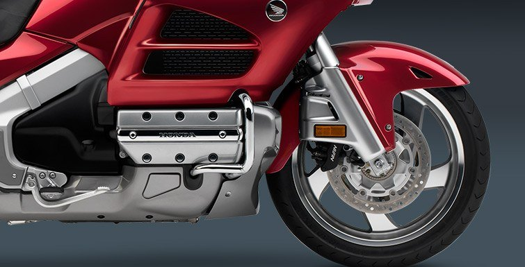 2016 Honda Gold Wing Navi XM ABS in Aurora, Illinois