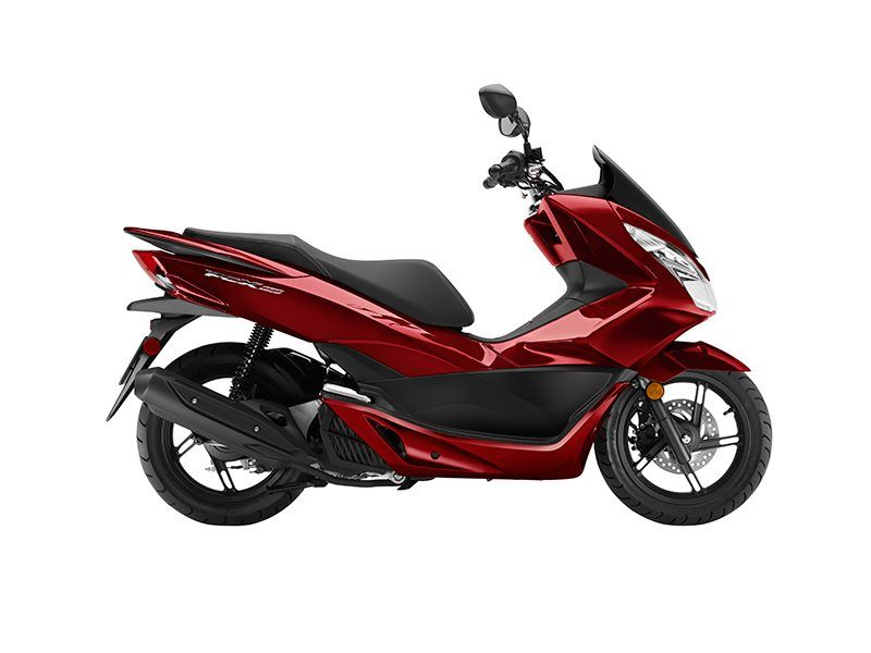 2016 Honda PCX150 in San Francisco, California - Photo 1