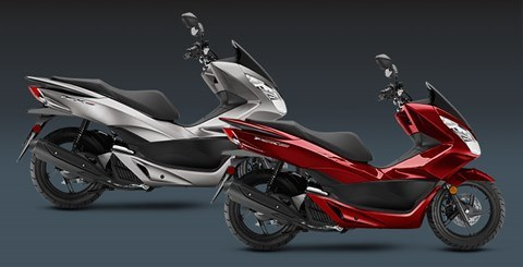 2016 Honda PCX150 in Amherst, Ohio