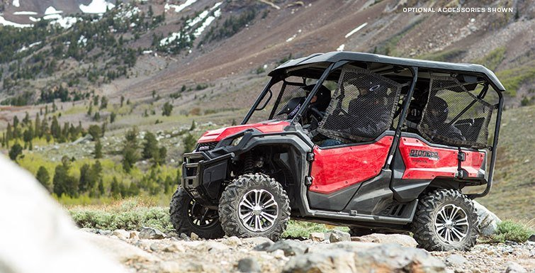 2016 Honda Pioneer 1000-5 in Sterling, Illinois