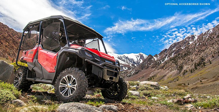 2016 Honda Pioneer 1000-5 in Hendersonville, North Carolina