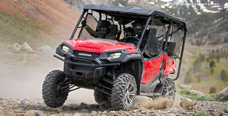 2016 Honda Pioneer 1000-5 in Brookhaven, Mississippi