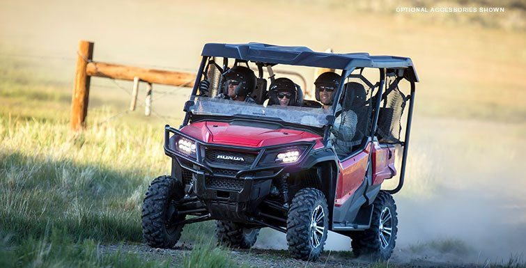 2016 Honda Pioneer 1000-5 in Arlington, Texas