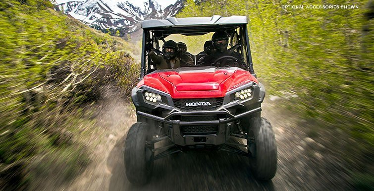 2016 Honda Pioneer 1000-5 in North Reading, Massachusetts - Photo 5