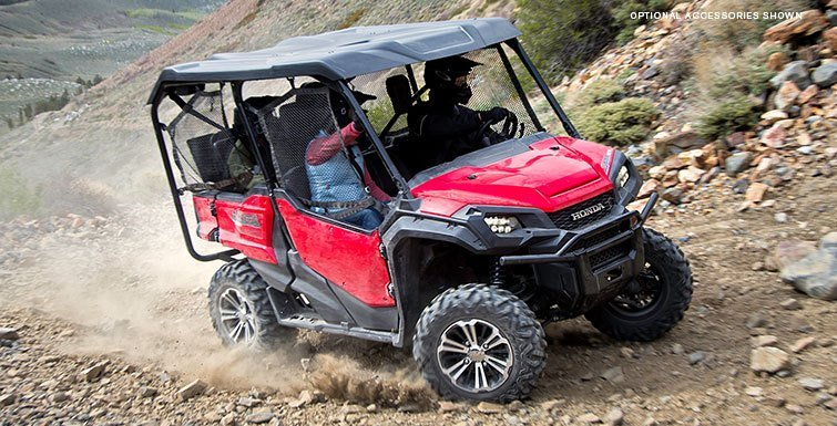 2016 Honda Pioneer 1000-5 in North Reading, Massachusetts - Photo 7
