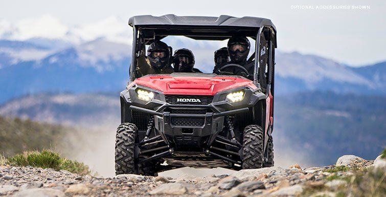 2016 Honda Pioneer 1000-5 in Lapeer, Michigan